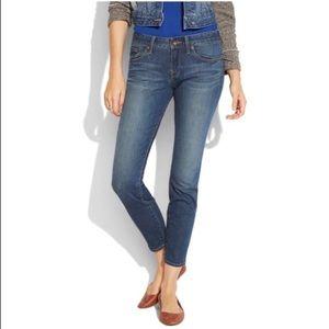 Lucky brand Lolita capri Hobart wash jeans